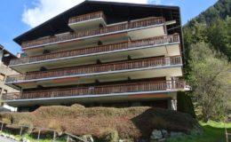 Ubytování Švýcarské Alpy